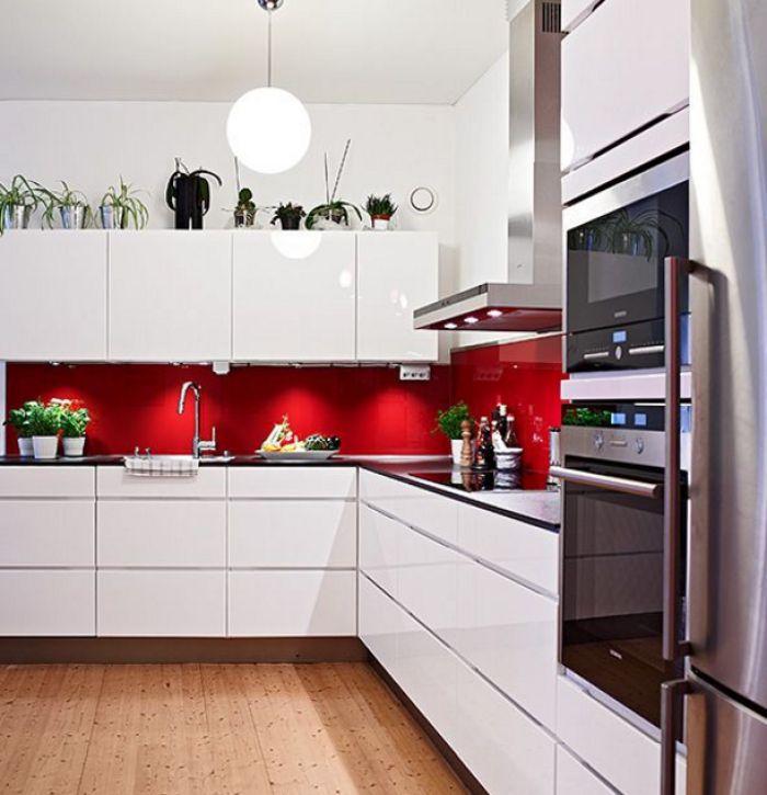 Red Kitchen Backsplash Ideas: Best 25+ Splashback Ideas Ideas On Pinterest
