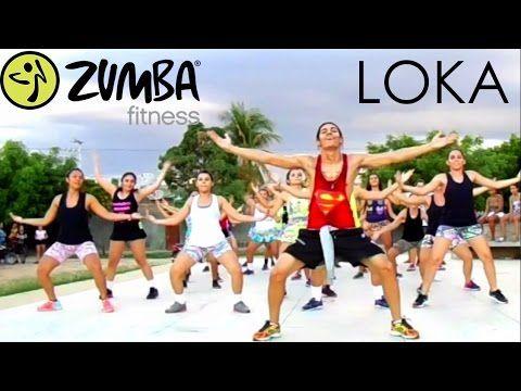 ZUMBA - Loka | Simone e Simaria | Professor Irtylo Santos - YouTube