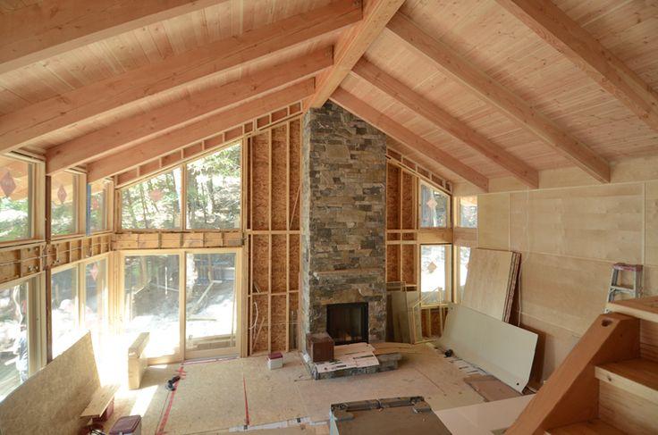 Lake Rosseau Cottage | Altius Architecture, Inc.