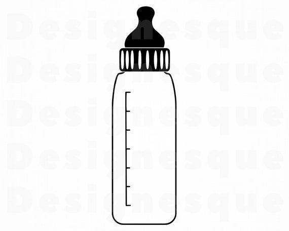 Baby Bottle 3 Svg Baby Bottle Svg Baby Bottle Clipart Baby Etsy Baby Bottles Milk Bottle Baby Svg