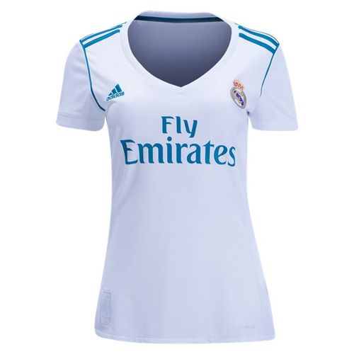 adidas Women's Real Mardid 17/18 Home Jersey White
