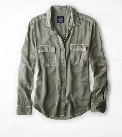 17 Best ideas about Button Down Shirt on Pinterest | Button up ...