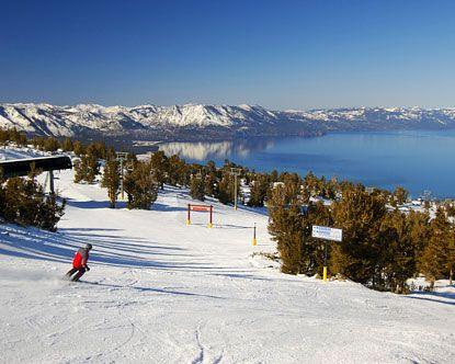 Lake Tahoe - Best Ski Resort Ever!