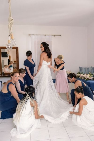 Click to enlarge imageClassy Wedding at Santo Wines Winery  by Phosart Photography & Cinematography. See more http://photographergreece.com/en/photography/wedding-stories/952-classy-wedding-at-santo-wines-winery