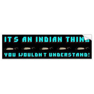 native american humor | Native American Humor Bumper Stickers - Car Stickers | Zazzle.com.au
