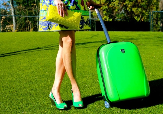 Summer is coming! How do you like these green beauties?