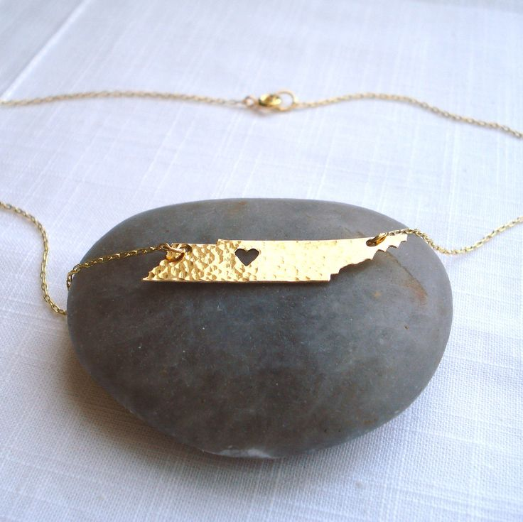 tennessee necklace
