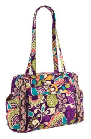 Make A Change Baby Bag Vera Bradley Love This Diaper Bag