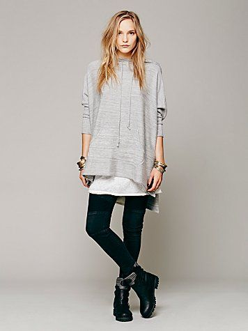 Free People Cashmere Hoodie