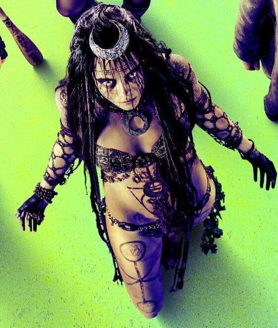 Enchantress #Suicide_Squad                                                                                                                                                      More