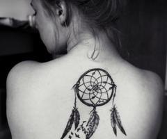Dream catcher tattoo patterns tattoo design
