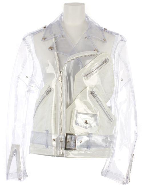 Comme des Garcons Clear Jacket