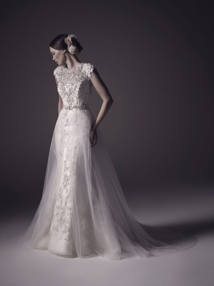 Glamorous Amaré Couture Wedding Dresses - MODwedding