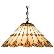 South Shore Decorating: Meyda Tiffany 17580 Nouveau Cone Traditional Pendant Light MD-17580