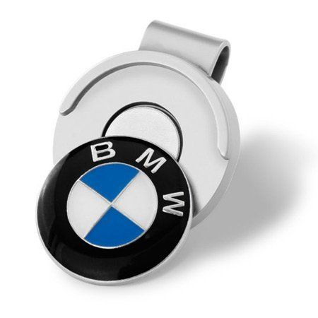 BMW golfing ball marker by BMW lifestyle accessories