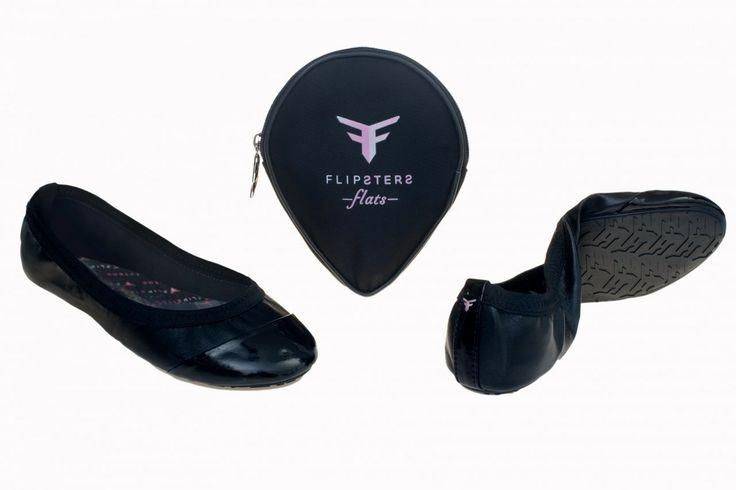 ballet flat...Black!
