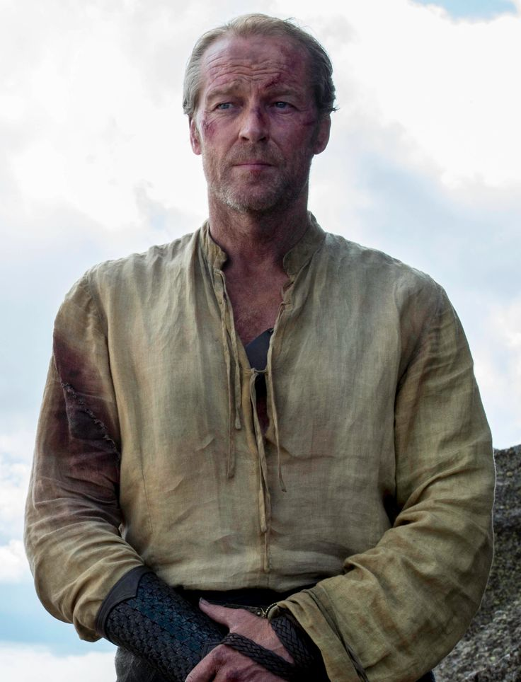 Ser Jorah Mormont is a major character in the first, second, third, fourth, fifth, sixth and seventh seasons. He is played by starring cast member Iain Glen, and debuts in the series premiere. Ser Jorah is an exiled Northern lord living in Essos. He has sworn fealty to his fellow exile Daenerys Targaryen and helps her adapt to life as a Khaleesi of the Dothraki. Originally, Jorah was working as a spy for Varys, King Robert's spymaster in King's Landing, sending Varys information about the...
