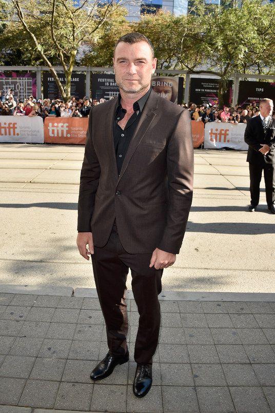 Liev Schreiber - Spotlight premiere TIFF #suits