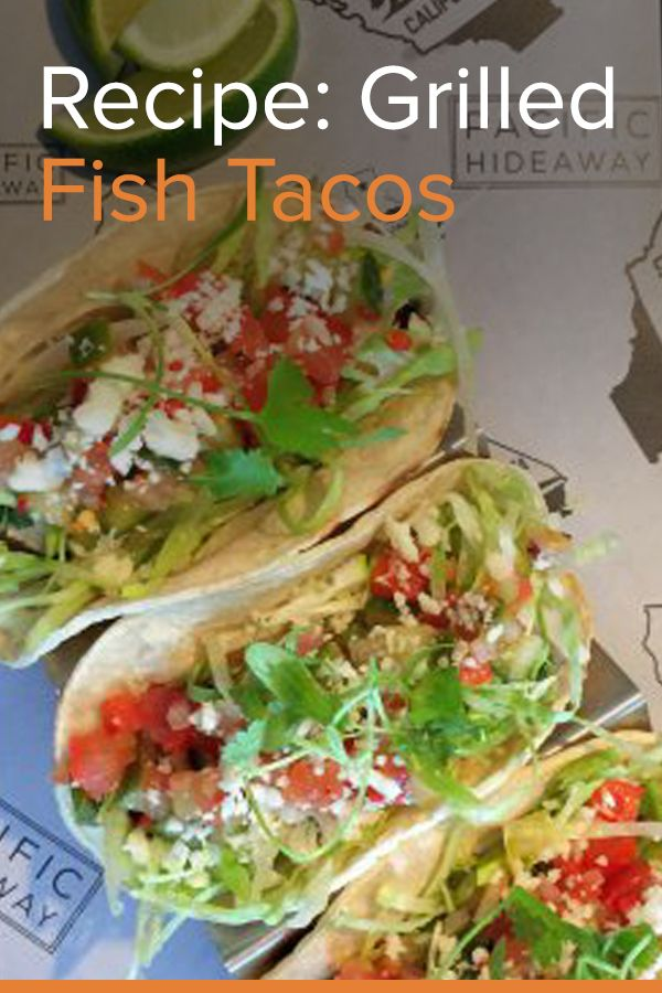 117 best hot in the kitchen images on pinterest hot for Best grilled fish taco recipe