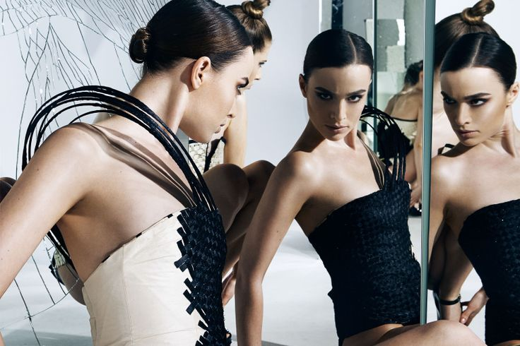 Clara Waldburg Couture by Jens Sage