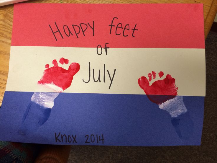 4th of july craft for toddlers