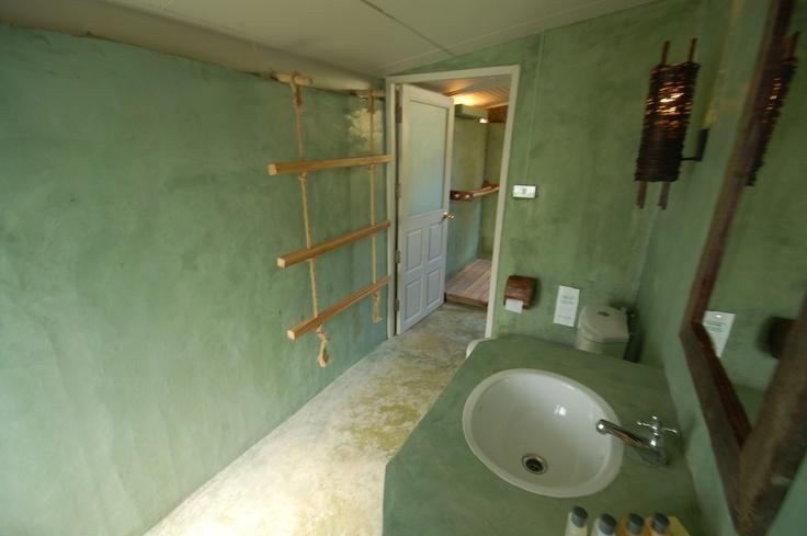 Island Bathrooms at Away Resort Koh Kood