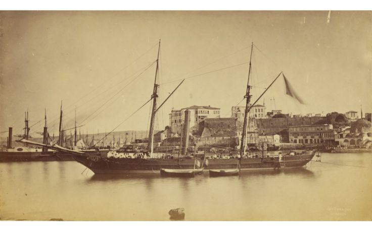 Το παλιό λιμάνι των Χανίων το 1860 μέσα από τις φωτογραφίες του Baron Paul des Granges