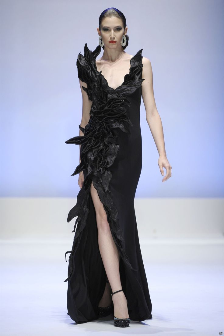 40 best Renato Balestra images on Pinterest | Evening gowns, High ...