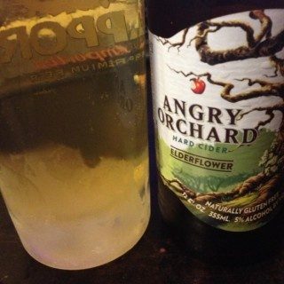 Elderflower Cider by Angry Orchard