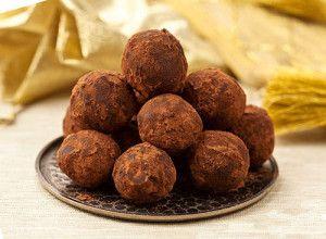 kuleczki czekoladowe, karob, karob z czekoladą, dieta, diety, przyprawy, potrawy, akcje kulinarne