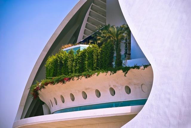 Palau de les Arts, València - Revista CheCheChe
