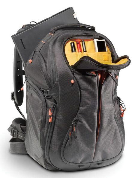 KATA Camera Bags : Kata Bumblebee 220 Pro Light Backpack - Digital Camera Gear