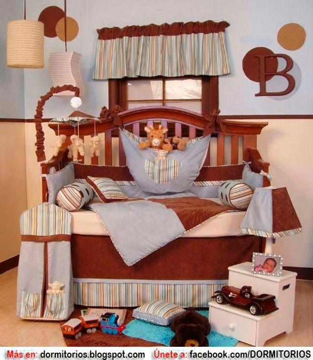 25 best ideas about dormitorios de color marr n en - Color paredes habitacion bebe ...