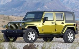 Jeep Rubicon....MY FIRST TRUCK