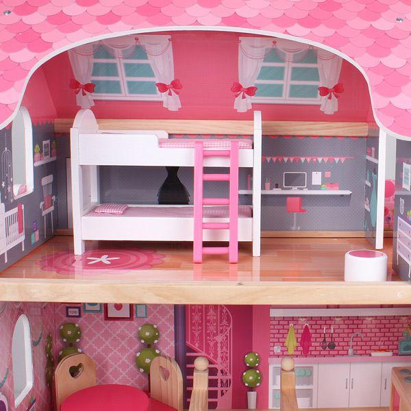 7 best dollhouses accessories images on pinterest doll - Casa munecas eurekakids ...