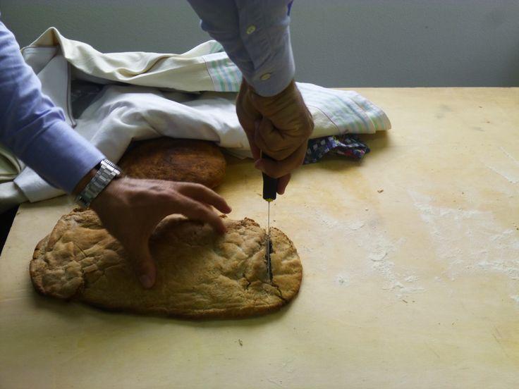 #Bread #baked in the #subitocotto #ziociro #woodburningoven - #Pane cotto nel #fornoalegna Zio Ciro Subitocotto