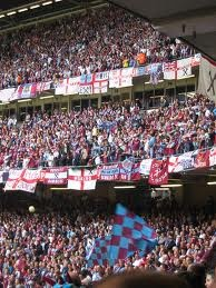 West Ham United fans