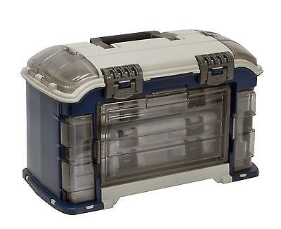 Tackle Boxes and Bags 22696: Plano Angled Fishing Tackle Box Storage 3 Stowaway Utility Box System New BUY IT NOW ONLY: $41.32