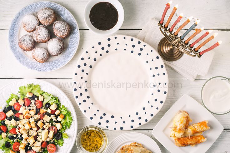 Hanukkah on the #Shutterstock: https://www.shutterstock.com/ru/pic-516106057/stock-photo-traditional-hanukkah-dishes-on-the-white-wooden-table-horizontal.html?src=XNOP9riqiXW2oJXgFeLD9A-1-52