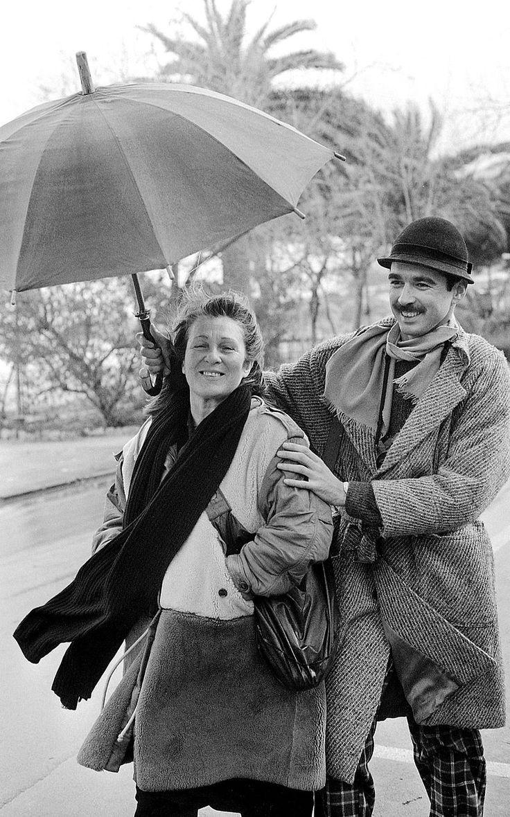 Letizia Battaglia e Franco Zecchin