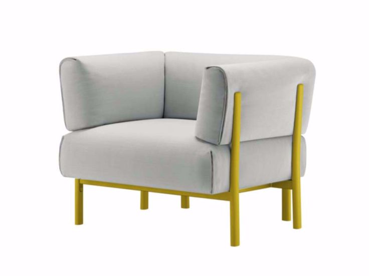 Fabric Armchair With Armrests ELEVEN   860 Eleven Collection By Alias  Design PearsonLloyd · Relax ChairSingle ...