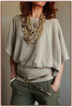 Des tops à manches papillon, chauve-souris ou kimono, des basiques idéaux pour débuter dans la couture