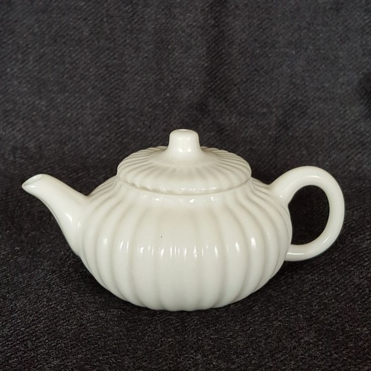 Chinese Teapot. White colour.