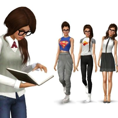 You can download it to your The Sims 3 game for free!  See more cool items like this on The Sims 3 Exchange.