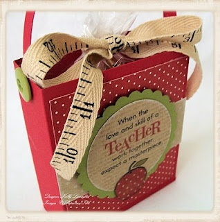 Teacher gift ideas :): Teacher Gifts, Papercrafts, Gifts Ideas, Do You, Boxes, Teachers Gifts, Teacher Staff Gift Ideas, Gifts Teachers, Apples
