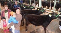 宮崎県都城市の和牛繁殖農家で四つ子の子牛が産まれたんだってぇ 全国的にも珍しいケースみたいだけど順調に育っているみたい 子牛はオスメス頭ずつで金太郎金太郎どきんちゃんこきんちゃんっていう名前がつけられたんだそう これからも順調に育って欲しいね tags[宮崎県]