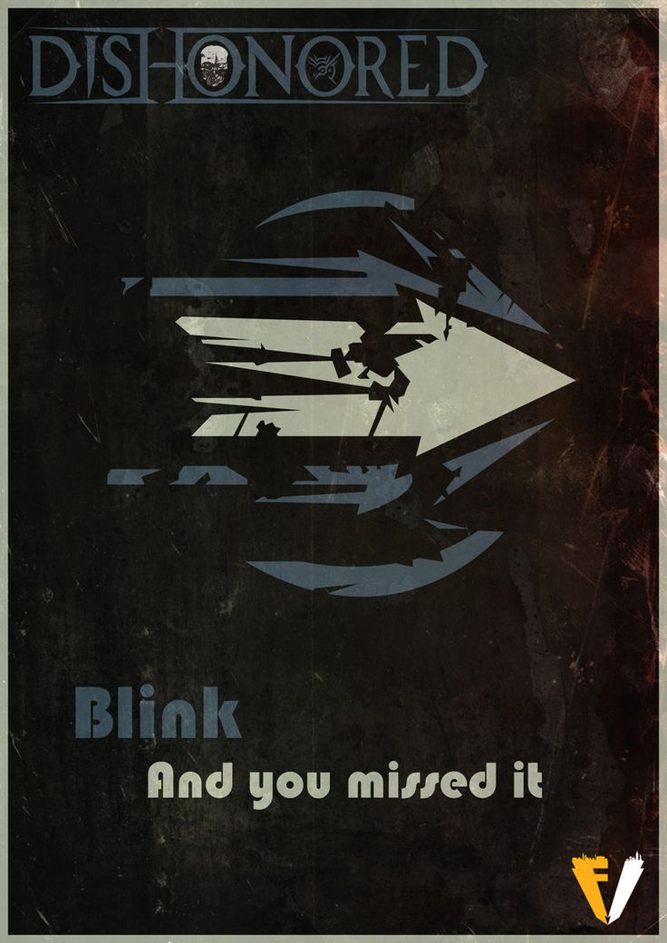 Dishonored Powers - Blink by FALLENV3GAS