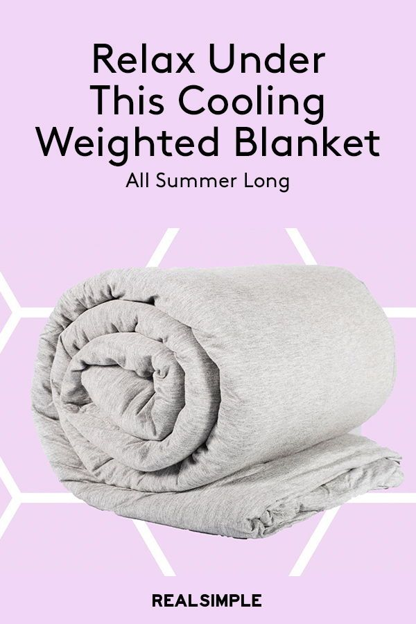 I Ll Be Relaxing Under My Weighted Blanket All Summer Long Thanks