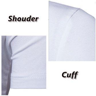 Summer Men's Eagle Print T-shirt V-neck Cotton Tees Casual Short Sleeve T-Shirt at Banggood