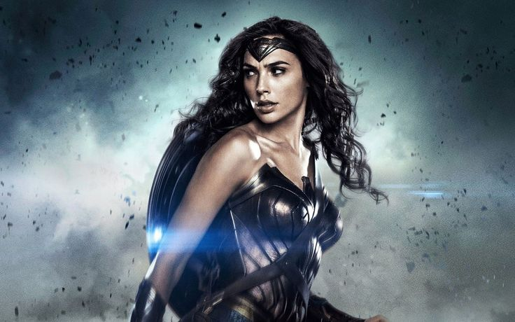 Wonder Woman Official Comic-Con Trailer (2017)